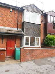 Thumbnail 1 bed terraced house to rent in Alfreton Road, Nottingham