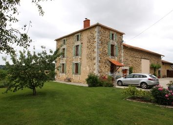 Thumbnail 5 bed property for sale in Montemboeuf, Poitou-Charentes, France