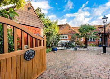 Thumbnail 4 bed detached house for sale in Monkton Lane, Farnham, Surrey