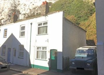 Thumbnail 2 bed end terrace house for sale in 40 East Cliff, Dover, Kent