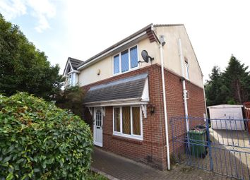 Thumbnail 3 bed semi-detached house to rent in Thirlmere Close, Beeston, Leeds, West Yorkshire