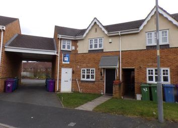 Thumbnail 2 bed terraced house for sale in All Hallows Drive, Speke, Liverpool, Merseyside