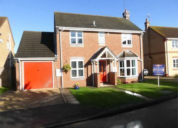 Thumbnail 3 bedroom detached house for sale in 73 Truesdale Gardens, Langtoft, Peterborough, Lincolnshire