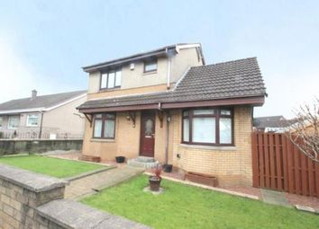 Thumbnail 4 bed detached house for sale in Woodhall Street, Chapelhall, Airdrie, North Lanarkshire