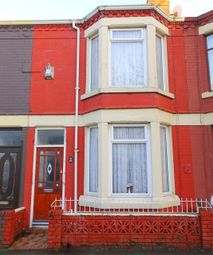 Thumbnail 2 bedroom terraced house for sale in Ince Avenue, Walton, Liverpool