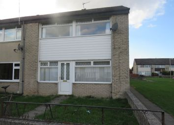 Thumbnail 4 bed end terrace house for sale in Dee Way, Winsford