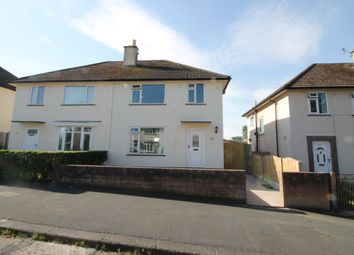 Thumbnail 3 bed semi-detached house for sale in Kirkbrae, Belah, Carlisle