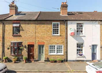 Thumbnail 2 bed cottage for sale in Radnor Road, Weybridge, Surrey