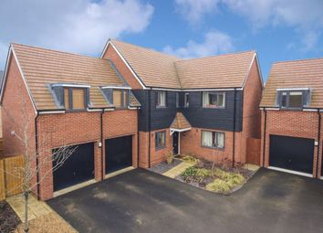 Thumbnail 5 bed detached house for sale in Parker Road, Wootton, Beds