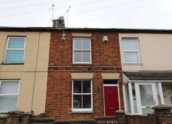 Thumbnail 3 bed terraced house to rent in Victoria Road, Bletchley, Milton Keynes