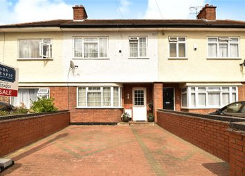Thumbnail 3 bed terraced house for sale in Bideford Road, South Ruislip, Middlesex