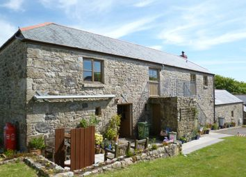 Thumbnail 5 bed barn conversion for sale in Carnaquidden, Newmill, Penzance