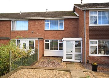Thumbnail 2 bedroom terraced house for sale in Waltham Avenue, Sinfin, Derby