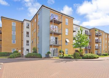 Thumbnail 2 bed flat for sale in Millfield Close, Hornchurch, Essex