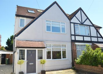 Thumbnail 5 bed semi-detached house for sale in Church Stretton Road, Hounslow