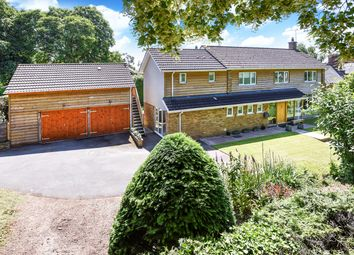 Thumbnail 5 bedroom detached house for sale in 22 Aylestone Hill, Hereford