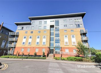 Thumbnail 2 bed flat to rent in Odette Court, Station Road, Borehamwood, Hertfordshire