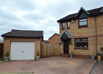 Thumbnail 4 bed semi-detached house for sale in Victoria Quadrant, Motherwell