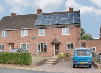 Thumbnail 4 bed semi-detached house for sale in Bishop Hall Crescent, Charford, Bromsgrove