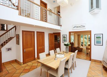 Thumbnail 4 bed flat to rent in Grove Park Gardens, Chiswick