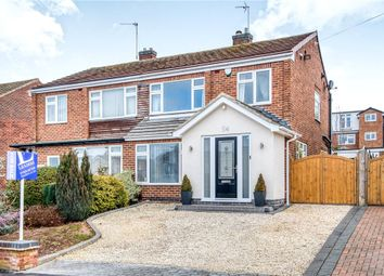 Thumbnail 3 bed semi-detached house for sale in John O'gaunt Road, Kenilworth