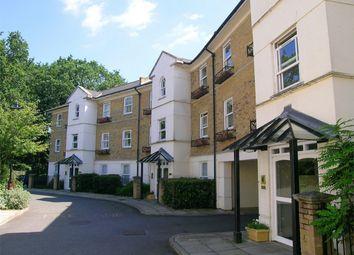 Thumbnail 2 bed flat to rent in Deerhurst Crescent, Hampton Hill, Hampton