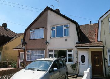 Thumbnail 3 bed terraced house for sale in East Road, Bedfont, Feltham