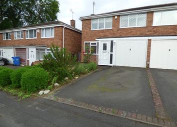 Thumbnail 3 bedroom semi-detached house for sale in Bosworth Avenue, Sunnyhill, Derby, Derbyshire