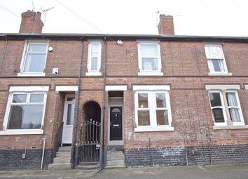 Thumbnail 3 bedroom terraced house for sale in Spalding Road, Nottingham