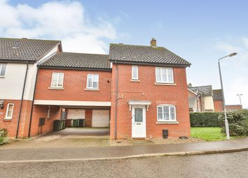 3 bed link-detached house for sale in Merryweather Road, Swaffham PE37