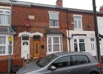Thumbnail 3 bed terraced house for sale in Warren Road, Washwood Heath