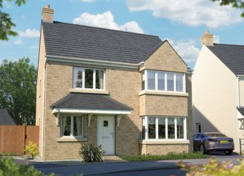 "4 bed property for sale in ""The Canterbury"" at Downs Road, Curbridge, Witney, Oxfordshire, Witney OX29"