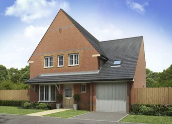 "Thumbnail 4 bed detached house for sale in ""Harborough"" at Hollygate Lane, Cotgrave, Nottingham"