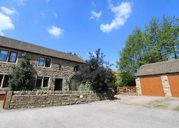 Thumbnail 3 bed barn conversion for sale in Thwaites, Keighley, West Yorkshire