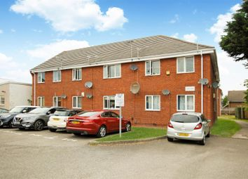 Thumbnail 1 bed flat for sale in Lundy Court, Bower Way, Cippenham