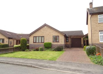 Thumbnail 2 bed detached bungalow for sale in Purbeck Avenue, Shepshed, Leicestershire