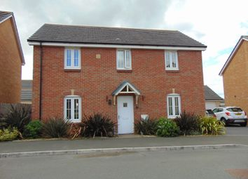 Thumbnail 4 bed detached house for sale in Ffordd Maes Gwilym, Carway, Kidwelly, Carmarthenshire.