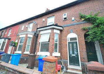 Thumbnail 4 bed terraced house to rent in Rippingham Road, Withington, Manchester, Greater Manchester