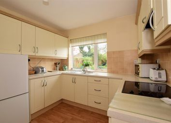 Thumbnail 3 bedroom semi-detached bungalow for sale in Worcester Avenue, Upminster, Essex