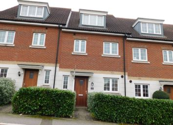 Thumbnail 4 bed terraced house for sale in Mortimer Road, Stowmarket