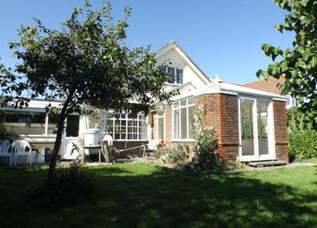 Thumbnail 4 bed bungalow for sale in Minton Road, Felpham, West Sussex