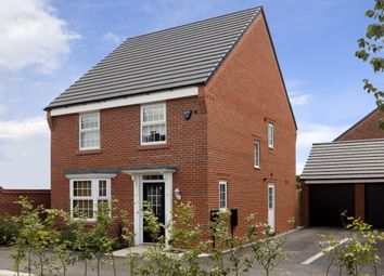 "Thumbnail 4 bed detached house for sale in ""Irving"" at Lightfoot Lane, Fulwood, Preston"