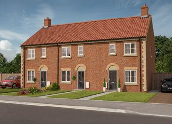 Thumbnail 2 bed end terrace house for sale in Snowdrop Grove, Downham Market