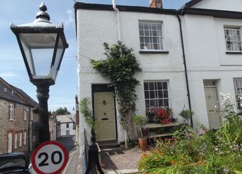 Thumbnail 2 bed end terrace house to rent in Clara Place, Topsham, Exeter