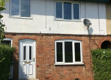 Thumbnail 3 bed terraced house for sale in Milner Road, Bridlington