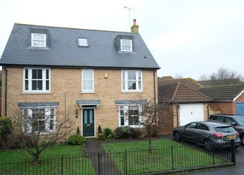 Thumbnail 5 bedroom detached house for sale in Milbank, Chancellor Park, Chelmsford