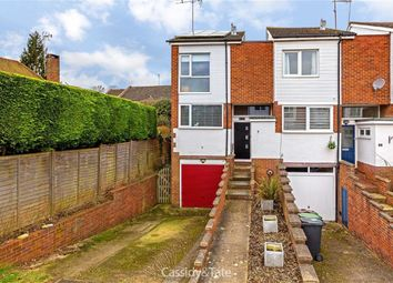 Thumbnail 4 bed end terrace house for sale in Granary Close, Wheathampstead, Hertfordshire