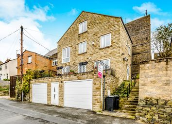 Thumbnail 4 bed detached house for sale in Plane Tree Nest, Halifax