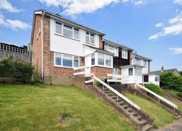 Thumbnail 3 bed semi-detached house for sale in Woodcrest Walk, Reigate, Surrey