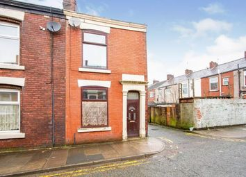 Thumbnail 3 bed end terrace house for sale in Mosley Street, Infirmary, Blackburn, Lancashire